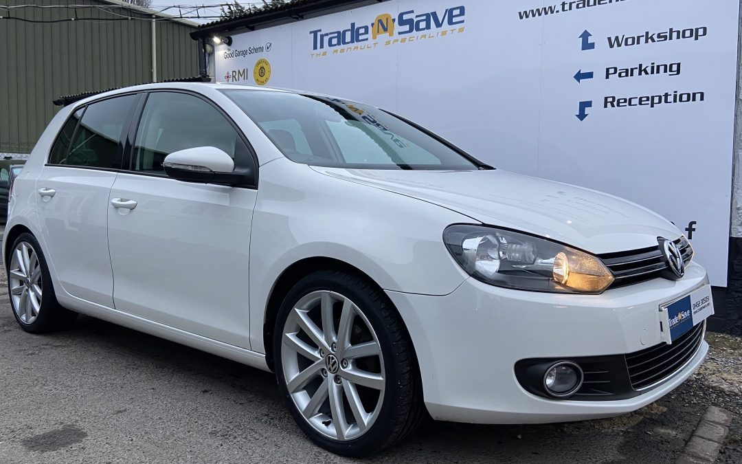 2012 VW GOLF GT 2.0 TDI 150 BHP