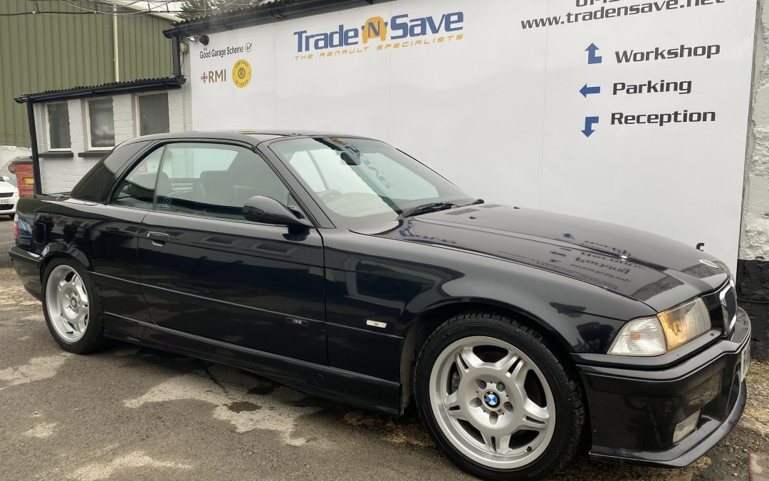 1997 BMW M3 E36 Convertible Evo
