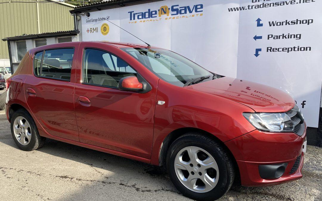 2013 Dacia Sandero Laureate 1.2 16v
