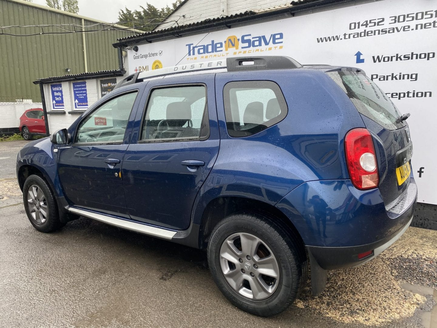 gloucester-approved-dacia