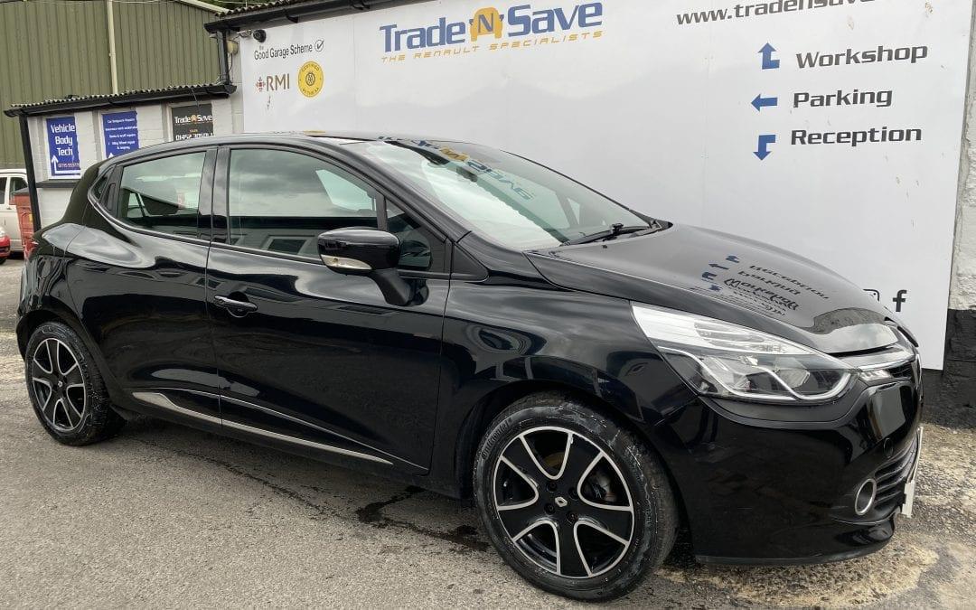 2015 Renault Clio Dynamique 1.2 16v