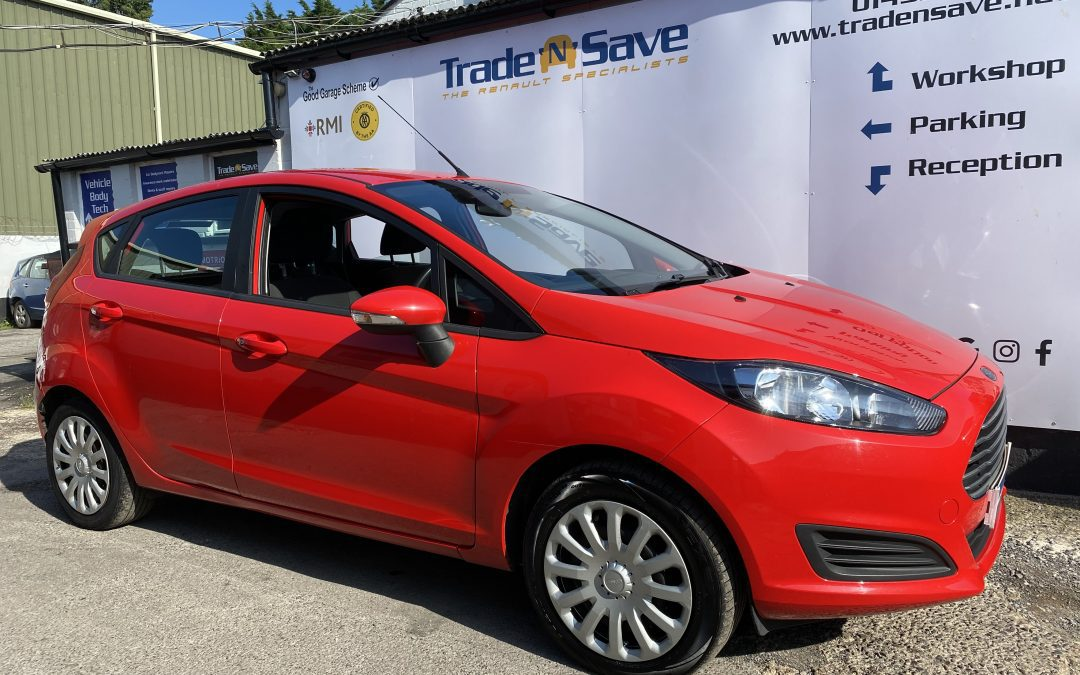 2014 Ford Fiesta Style 1.25