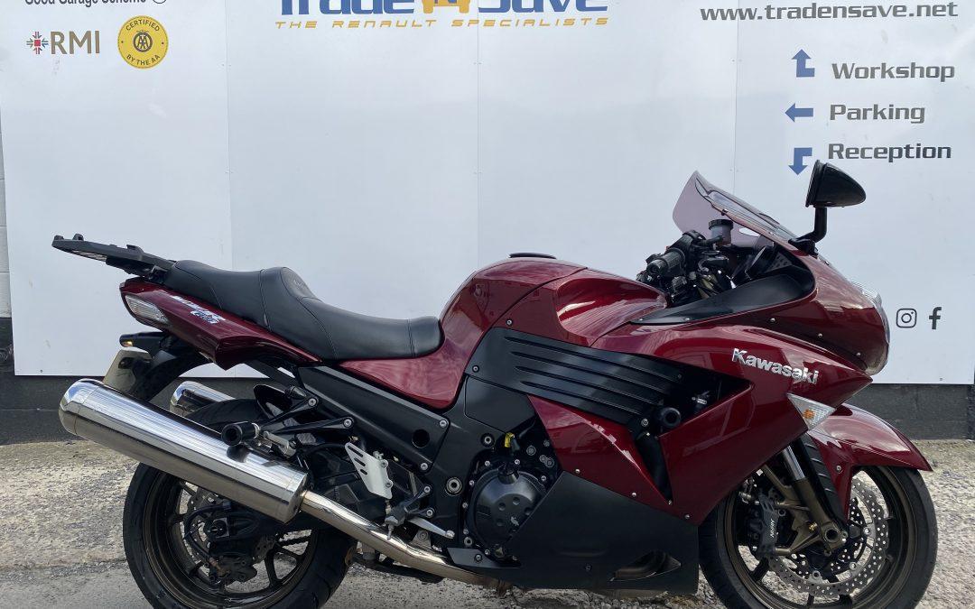 2006 Kawasaki ZZR1400